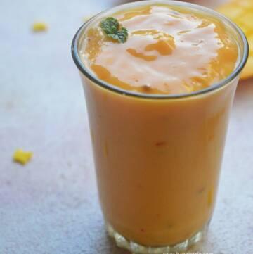 Mango Lassi Recipe | How to prepare Mango Lassi