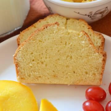 Mango Loaf Cake