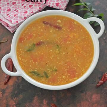 Parupu Curry