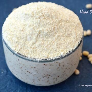 How to make Urad Dal Flour