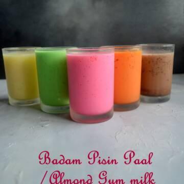 Badam Pisin Flavoured milk