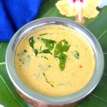 Verum Kuzhambu Recipe | Verum Curry Recipe |Thenga aracha Kuzhambu Recipe