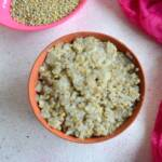 How to Cook Bajra Rice