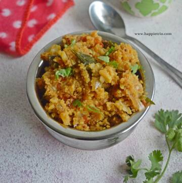 Cauliflower Kheema