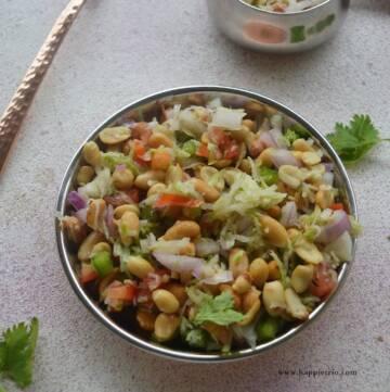 Peanut Raw Mango Salad