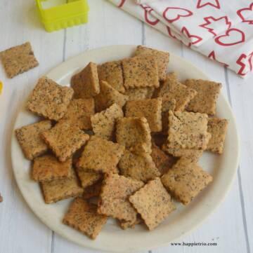 Lemon Poppy Seeds Cookies