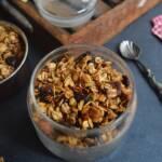 Granola Recipe | How to make Granola in home | Homemade Granola Recipe