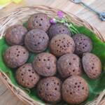 Ragi Chakka Paniyaram | Fingermillet Jackfruit paniyaram | Ragi Jackfruit Sweet Kuzhi Paniyaram