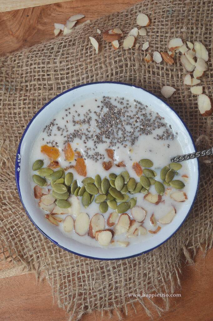 Millets Porridge