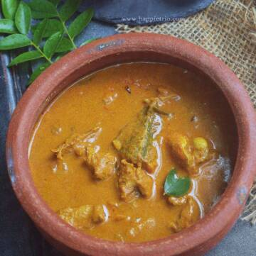 Nagercoil Fish Curry