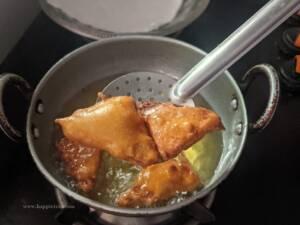 Step 9 - Bread bajji is ready