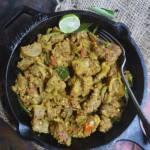 Mutton Pepper Roast