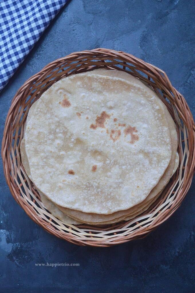Homemade Flour tortilla