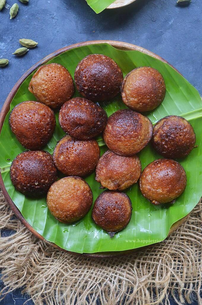 Jackfruit sweet panniyaram