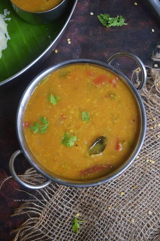 Instant Pot Tiffin Sambar