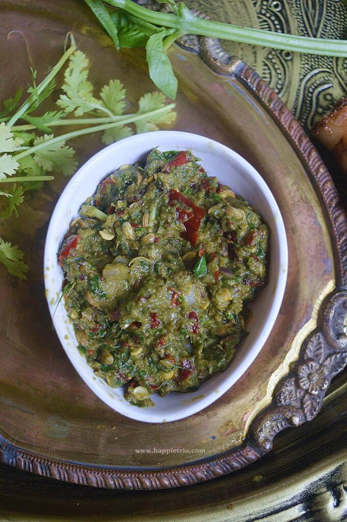 That Green Curry Paste